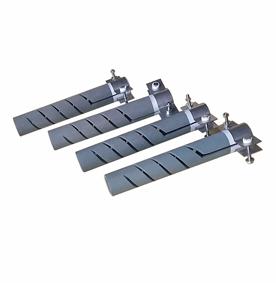 硅碳棒双螺旋型